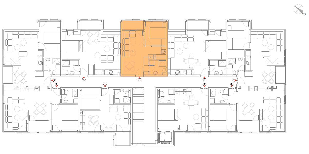 Apartman 5 – prodato