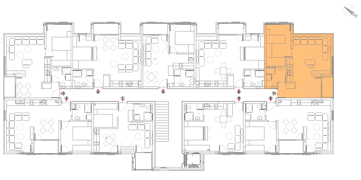 Apartman 7 – prodato