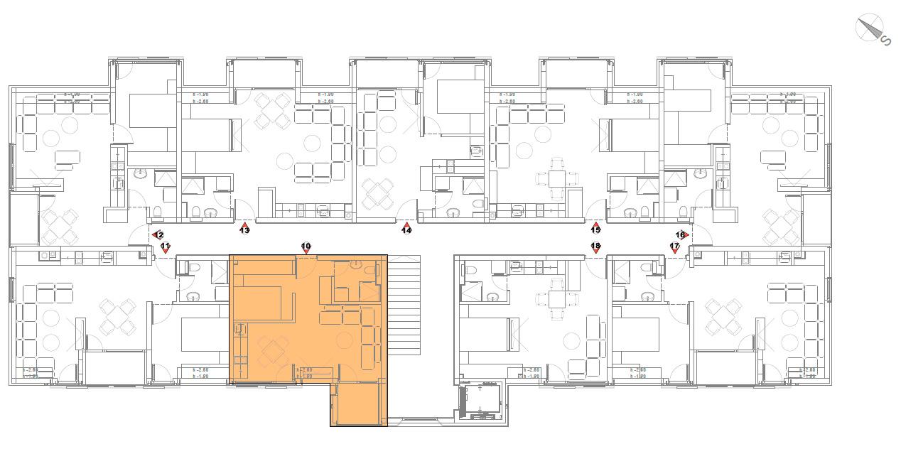 Apartman 10 – prodato