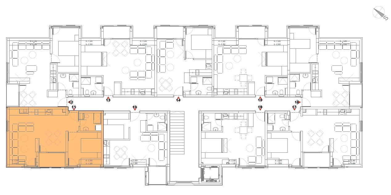 Apartman 11 – prodato