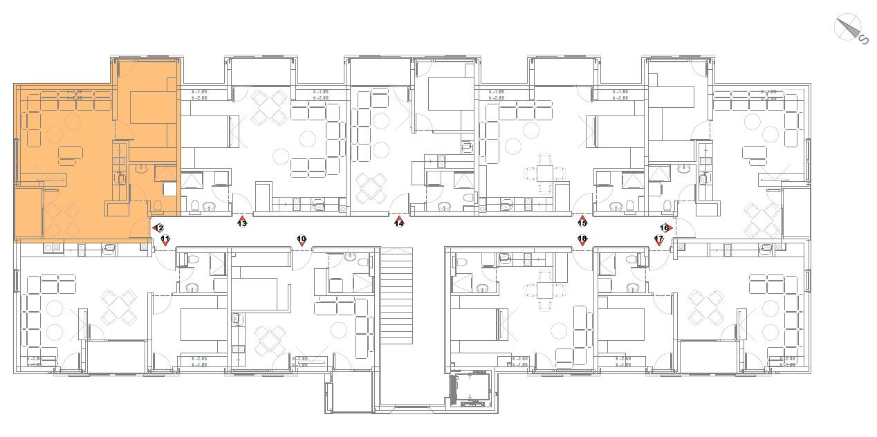 Apartman 12 – prodato