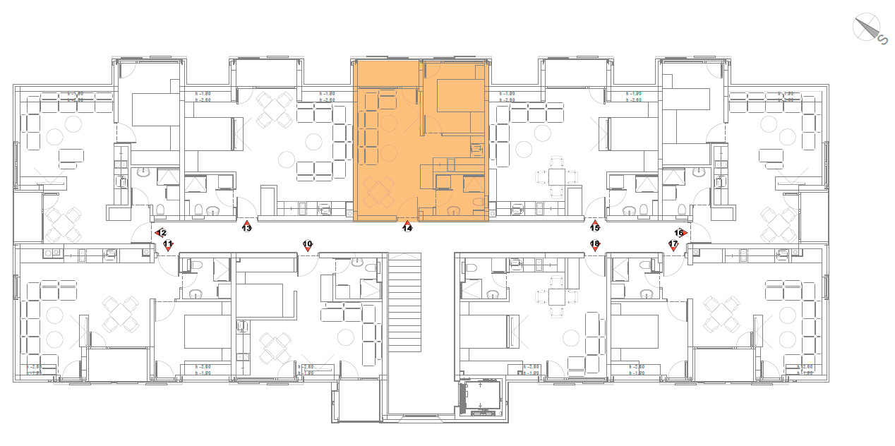 Apartman 14 – prodato