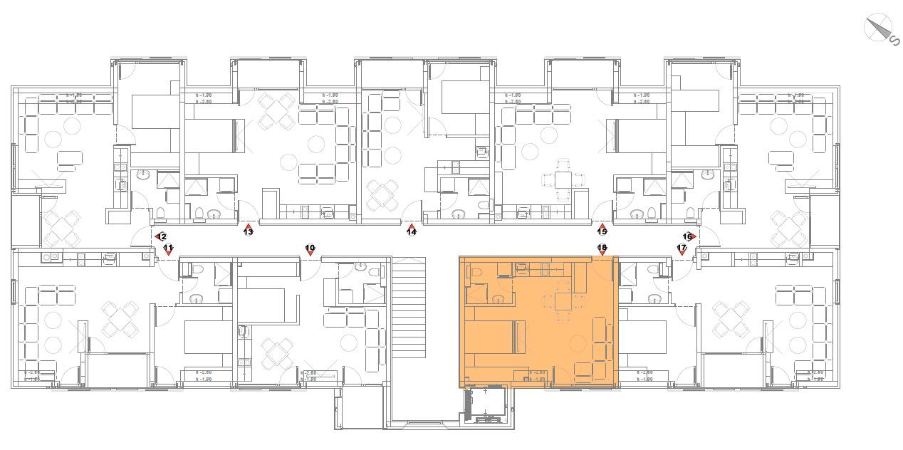Apartman 18 – prodato