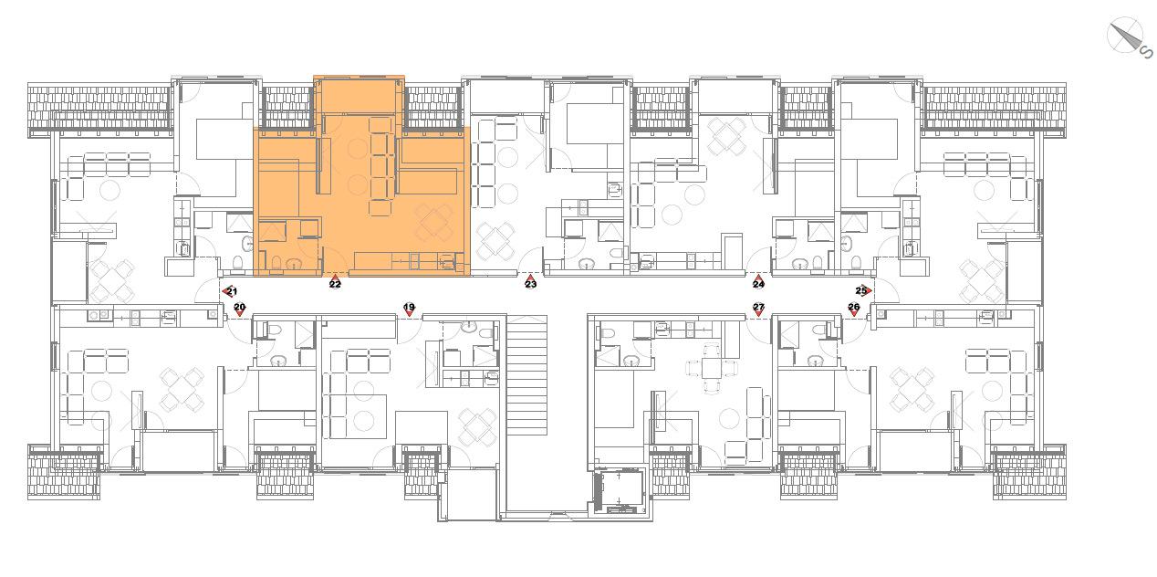 Apartman 22 – prodato